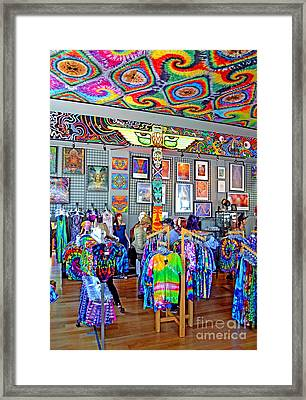 Can I Interest You In Somthing Colorful Framed Print