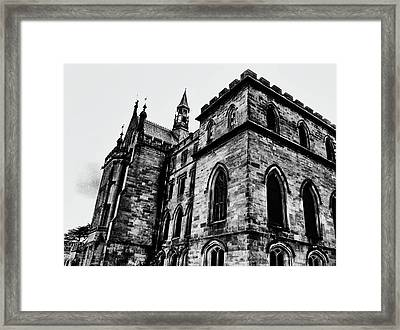 Can You Hear Me Framed Print by Doc Braham