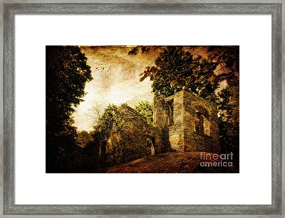 Can You Hear Them Framed Print by Lois Bryan