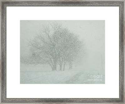 Can You See Framed Print by Deborah DeLaBarre