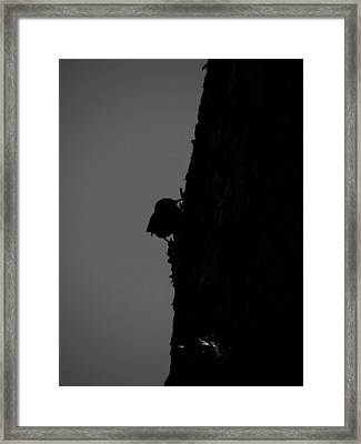 Can You See It Framed Print