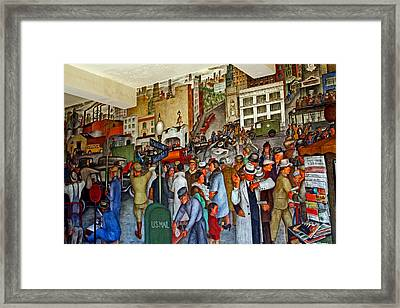 Can You See The One From The Many Framed Print