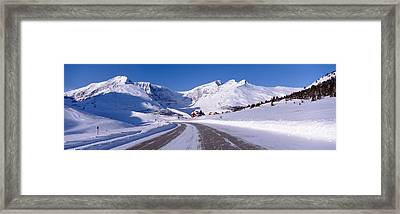 Canada, Alberta, Banff National Park Framed Print by Panoramic Images