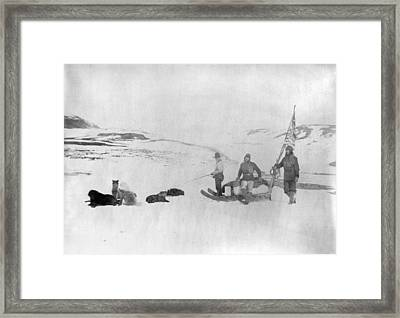 Canada Expedition Framed Print