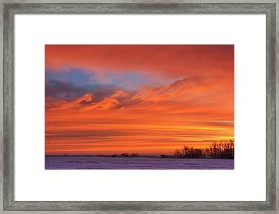 Canada, Manitoba, Deacon's Corner Framed Print by Jaynes Gallery