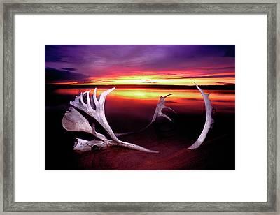 Canada, Northwest Territories Framed Print by Jaynes Gallery