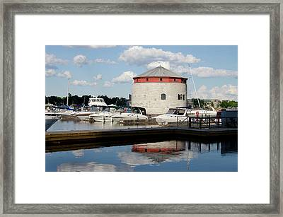 Canada, Ontario, Kingston Framed Print by Cindy Miller Hopkins