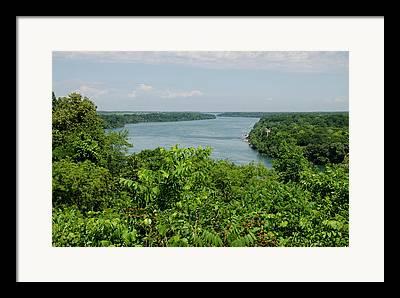 Niagara On The Lake Framed Prints