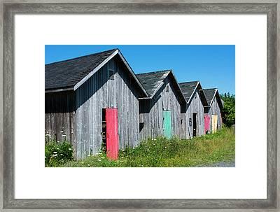 Canada, Prince Edward Island, Prim Framed Print by Bill Bachmann