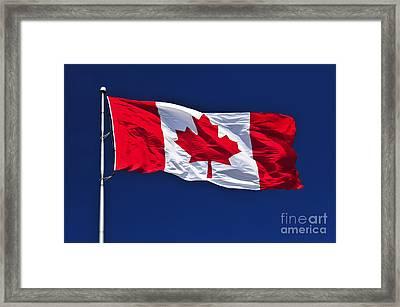 Canadian Flag Framed Art Prints Fine Art America
