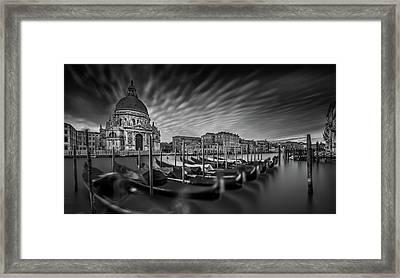 Canale Grande Framed Print