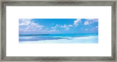 Cancun Mexico Framed Print by Panoramic Images