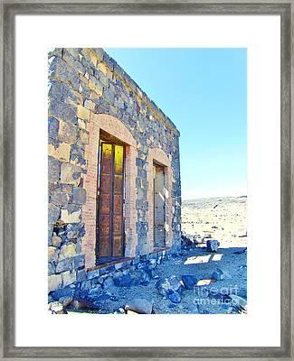Candelaria Nevada 3 Framed Print