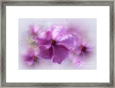 Candice Framed Print