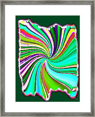 Candid Color 21 Framed Print by Will Borden