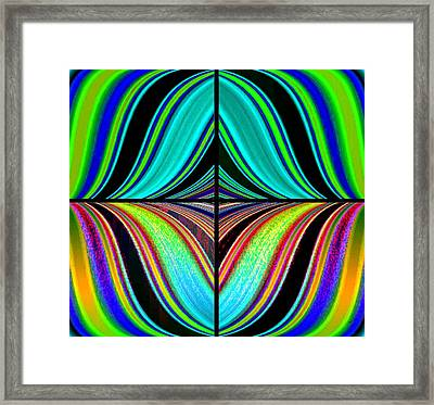Candid Color 23 Framed Print by Will Borden