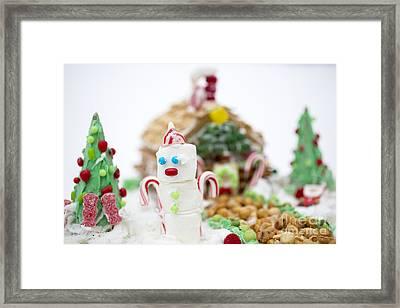 Candy Land Framed Print by Edward Fielding