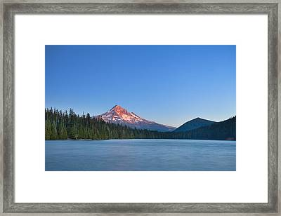 Candy Topper Framed Print by Darren  White