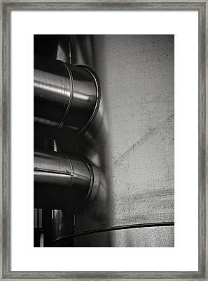 Canned Heat Framed Print by Odd Jeppesen
