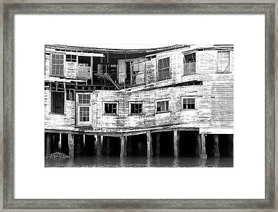 Cannery Framed Print by Joe Klune