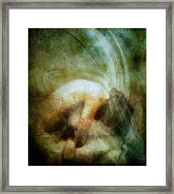Cannot See Her Own Light Framed Print by Gun Legler