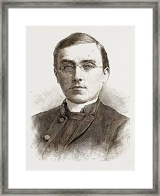 Canon John Owen Framed Print