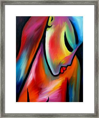 Can't Sleep By Fidostudio Framed Print by Tom Fedro - Fidostudio