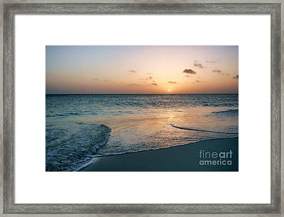 Framed Print featuring the photograph Can't You Just Feel It? by Polly Peacock