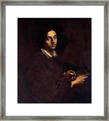 Cantarini Simone Known As Il Pesarese Framed Print by Everett