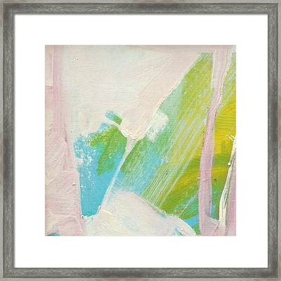Framed Print featuring the painting Canyon Awash C2013 by Paul Ashby