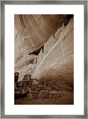 Canyon De Chelly 2 Framed Print