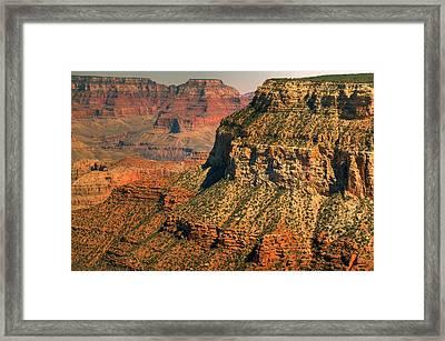 Canyon Grandeur 1 Framed Print
