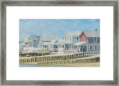Cape Cod 04 Framed Print