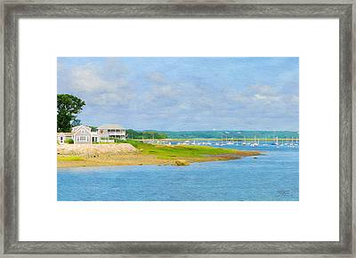 Cape Cod 07 Framed Print