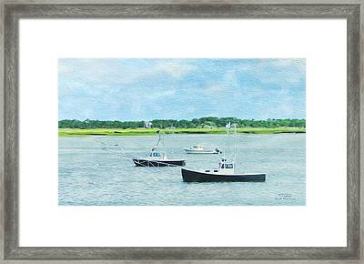 Cape Cod 08 Framed Print