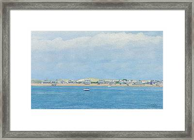 Cape Cod 10 Framed Print