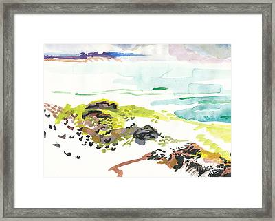 Cape Cod 2 Framed Print by Vannucci Fine Art