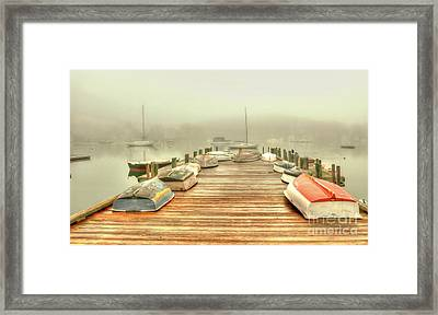 Cape Cod Morning 2 Framed Print