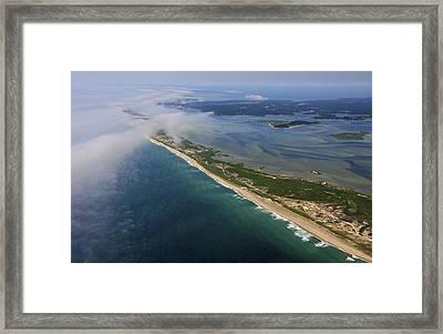 Cape Cod National Seashore, Chatham Framed Print