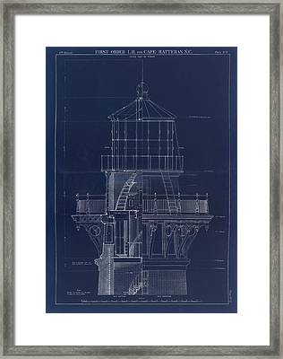 Cape Hatteras Framed Print