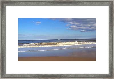 Cape Henlopen 7 Framed Print by Cynthia Harvey