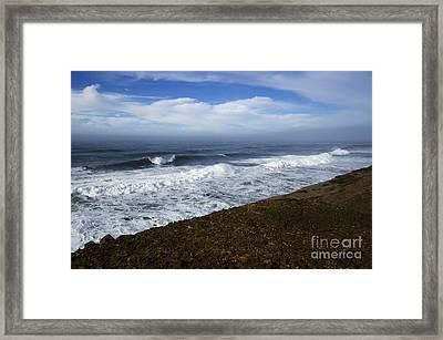 Cape Kiwanda Oregon 1 Framed Print