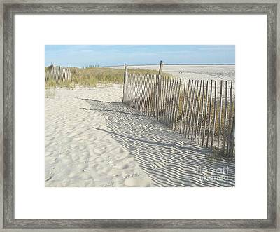 Cape May Framed Print