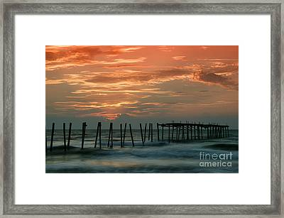 Cape May Framed Print by Nicki McManus