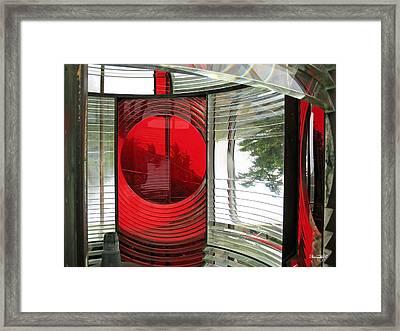 Cape Meares Light Framed Print