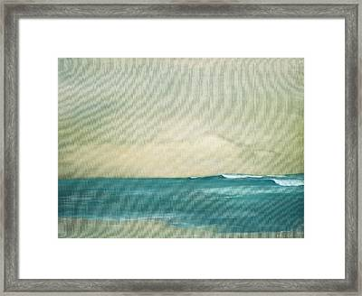 Cape San Martin Framed Print
