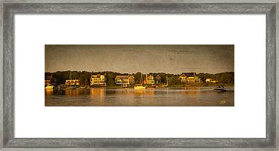 Cape Sunset Framed Print by Michael Petrizzo
