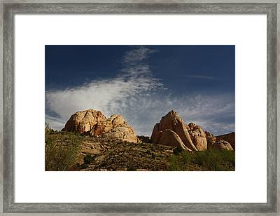 Capitol Reef National Park Framed Print