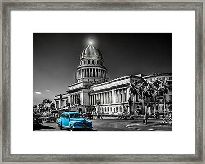 Capitolio Framed Print