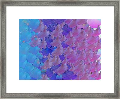 Capixart Abstract 10 Framed Print